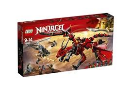 70653 LEGO® NINJAGO Mutter der Drachen:   Hilf Kai und Cole, die Mutter der Drachen vor den Drachenjägern zu retten! S