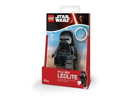 37104320 LEGO® Taschenlampe Lego Star Wars Kylo Ren Minitaschenlampe:   LEGO Star Wars - Kylo Ren Minitaschenlampe und Schlüsselanhänger. Die Arme u