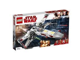 """75218 LEGO® Star Wars™ X-Wing Starfighter™:   Flieg mit dem LEGO® Star Wars """"X-Wing Starfighter"""" (75218) los, um die Rebel"""