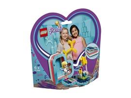 """41386 - LEGO® Friends - Stephanies sommerliche Herzbox:   Behalte den Preis im Auge, während du mit dem LEGO®FriendsSet """"Stephanies"""