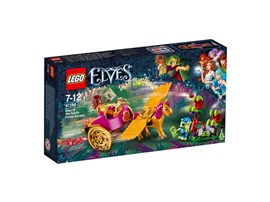 41186 LEGO® Elves Azari und die Flucht aus dem Kobold-Wald*:   Spanne Firebolt an Azaris Feuerkutsche an und fahre zur Festung des Kobold-K