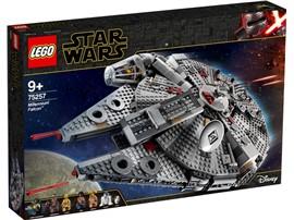 """75257 - LEGO® Star Wars™ -Millennium Falcon™:   Das Modell """"Millennium Falke"""" (75257) von LEGO® Star Wars inspiriert Kinder"""