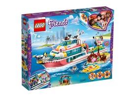 """41381 - LEGO® Friends - Boot für Rettungsaktionen:   Kinder erleben mit dem kreativen LEGO®FriendsSet """"Boot für Rettungsaktione"""
