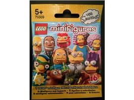 71009 LEGO® Minifigures Minigifures The Simpsons:   Woo-hoo! Es sind die Simpsons ™! Die LEGO® Minifigures-Serie setzt sich mit