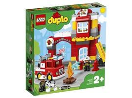 10903 LEGO® DUPLO® Feuerwehrwache:   Mit LEGO®DUPLO®Stadt – einer wiedererkennbaren Welt mit modernen LEGO DUPL