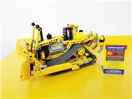 "Bulldozer 42028:   Fertiges Lego Modell von LEGO®    ""Bulldozer von Lego Technic 42028"""