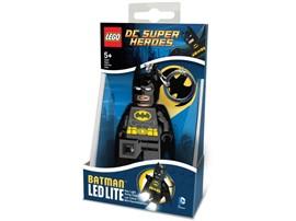 37104329 LEGO® Taschenlampe LEGO DC SH-Batman LED Minitaschenlampe:   Batman, der Superhero aus den Comics und Filmen, der nie vergessen ist. Als