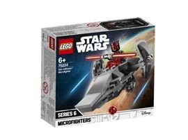 75224 LEGO® Star Wars™ Sith Infiltrator™ Microfighter:   Patrouilliere mit DarthMaul in seinem Sith Infiltrator Microfighter von Ste