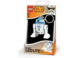 37105581 LEGO® Taschenlampe Lego Minitaschenlampe SW R2D2:   LEGO Star Wars - R2D2 Minitaschenlampe und Schlüsselanhänger. Die Arme und B