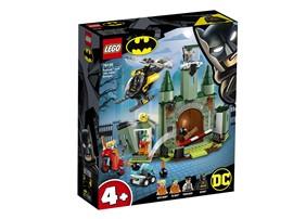 76138 - LEGO® DC Universe Super Heroes™ - Joker™ auf der Flucht und Batman™:   Kinder werden die Rollenspiele als Batman™ lieben, der in dem LEGO®DCBatma