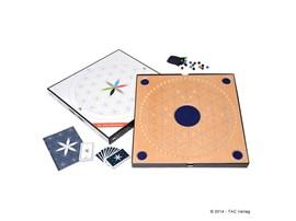 TAC Premium Deutsch:   TAC - die einzigartige Kombination aus Brett- und Kartenspiel- kann ohne Üb