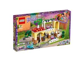 """41379 - LEGO® Friends - Heartlake City Restaurant:   Das LEGO®Friends Set """"HeartlakeCity Restaurant"""" (41379) lädt auch Erwachse"""