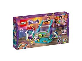 """41337 - LEGO® Friends - Schaukel mit Looping im Vergnügungspark:   Verbringe eine schöne Zeit auf dem Jahrmarkt– mit dem LEGO®Friends Set """"Sc"""