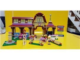 """Reiterhof 41126:   Fertiges Lego Modell von LEGO®    """"Reiterhof von Lego Friends 41126"""""""