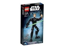 75110 LEGO® Star Wars™ Luke Skywalker™:   Besiege das böse Imperium mit Luke Skywalker zum Bauen! Diese unglaublich de