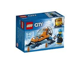 60190 LEGO® City Arktis-Eisgleiter:   Entdecke Unglaubliches mit dem LEGO® City Set Arktis-Eisgleiter (60190). Das