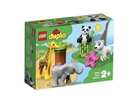 10904 - LEGO® DUPLO® - Süße Tierkinder:   Lassen Sie Ihr Kleinkind neue wichtige Meilensteine der Entwicklung erreiche