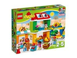 10836 LEGO® DUPLO® Stadtviertel*:   Mit LEGO® DUPLO® Meine Stadt – einer erkennbaren Welt mit modernen DUPLO Fig