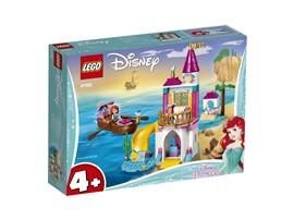 41160 LEGO® Disney Arielles Meeresschloss:   Spiele das Leben von DisneyPrinzessin Arielle in ihrem Schloss am Meer nach