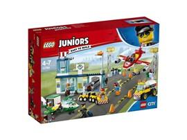 10764 LEGO® Juniors Flughafen:   m LEGO® Juniors Flughafen (10764) kannst du losfliegen, um dich in spannende