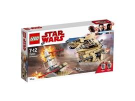 75204 LEGO® Star Wars™ Sandspeeder™*:   Überfliege mit dem Sandspeeder die Wüste! Setz den Sandspeeder Pilot und den