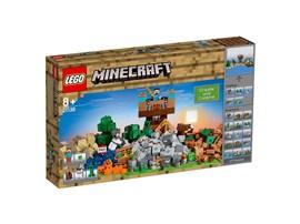 21135 LEGO® Minecraft™ Die Crafting-Box 2.0:   Die Crafting-Box 2.0 ist das perfekte Set, um deine Kreativität zu entfessel