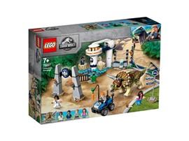 75937 - LEGO® Jurassic World™ - Triceratops-Randale:   Was gibt es Schöneres für Kinder, als sich spannende Dinosaurierabenteuer au
