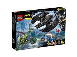 """76120 - LEGO® DC Universe Super Heroes™ - Batman™: Batwing und der Riddler™-Überfall:   Mit dem LEGO®DCBatman™Spielset """"Batman: Batwing und der Riddler™-Überfall"""