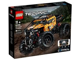 42099 - LEGO® Technic - Allrad Xtreme-Geländewagen:   Bist du bereit, deiner LEGO® Spielerfahrung eine ganz neue Dimension zu verl