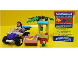 """Olivias Strandbuggy 41010:   Fertiges Lego Modell von LEGO®    """"Olivias Strandbuggy von Lego Friends 4"""