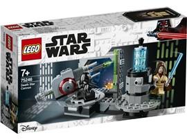 """75246 - LEGO® Star Wars™ -Todesstern™ Kanone:   Fans können mit dem Spielset """"LEGO® Star Wars: Eine neue Hoffnung""""(75246) au"""