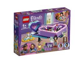 41359 LEGO® Friends Herzbox-Freundschaftsset:   Diese 2LEGO®FriendsHerzboxen ermöglichen unterwegs jede Menge Spielspaß m