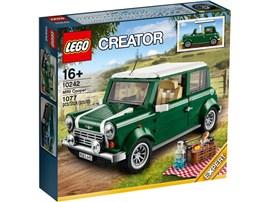 10242 LEGO® Exclusiv Creator Expert Mini Cooper:   Mit dem legendären MINI-Cooper werden Erinnerungen wieder lebendig! Drehen S