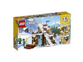 "31080 LEGO® Creator Modulares Wintersportparadies*:   Mit dem Set ""Modulares Wintersportparadies"" kannst du einen spannenden Aktiv"