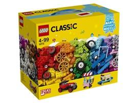 10715 LEGO® Classic LEGO® Kreativ-Bauset Fahrzeuge:   Bring deine LEGO® Ideen in Bewegung – mit diesem spannenden LEGO Classic Set