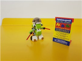 """Burnhard 41532:   Fertiges Lego Modell von LEGO®    """"Burnhard von Mixels 41532""""    Model"""