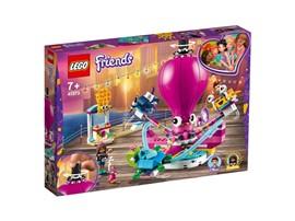 "41373 - LEGO® Friends - Lustiges Oktopus-Karussell:   Kinder tauchen mit dem LEGO®FriendsSet ""Lustiges Oktopus-Karussell"" (41373"