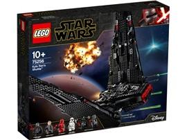 75256 - LEGO® Star Wars™ -Kylo Rens Shuttle™:   Erlebe spannende LEGO® Star Wars™ Abenteuer mit Kylo Rens Shuttle (75256). D