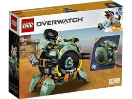 "75976 - LEGO® Overwatch™ - Wrecking Ball:   Fans des beliebten Spiels Overwatch® werden vom LEGO® Overwatch Set ""Wreckin"