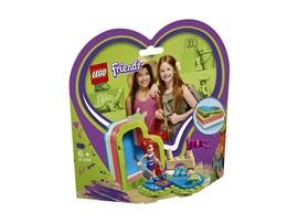 """41388 - LEGO® Friends - Mias sommerliche Herzbox:   Das LEGO®FriendsSet """"Mias sommerliche Herzbox"""" (41388) verfügt über eine n"""