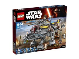 75157 LEGO® Star Wars™ Captain Rex's AT-TE™:   Der Imperial Inquisitor Fifth Brother und sein Stormtrooper-Komplize versuch