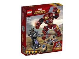 """76104 LEGO® Marvel Super Heroes™ Der Hulkbuster:   Das LEGO® Marvel Super Heroes Set """"Der Hulkbuster"""" (76104) enthält Bruce Ban"""