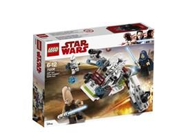 75206 LEGO® Star Wars™ Jedi and Clone Troppers Battle Pack:   Übernimm das Kommando über deinen eigenen kleinen LEGO® Star Wars Trupp aus