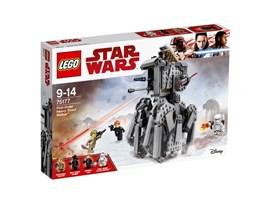 75177 LEGO® Star Wars™ 75177 FIRST ORDER HEAVY SCOUT WALKER™*:   Benutze den fantastischen First Order Heavy Scout Walker, um die Rebellen au