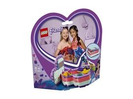 """41385 - LEGO® Friends - Emmas sommerliche Herzbox:   Im LEGO®FriendsSet """"Emmas sommerliche Herzbox"""" (41384) warten Unterwassere"""