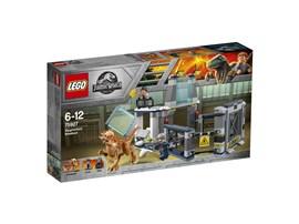 75927 LEGO® Jurassic World™ Ausbruch des Stygimoloch:   Lass den Stygimoloch aus dem Labor ausbrechen. Die Jurassic World™ Filme die