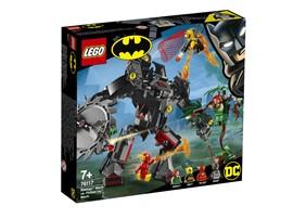 76117 - LEGO® DC Universe Super Heroes™ - Batman™ Mech vs. Poison Ivy™ Mech:   Verbünde dich mit Batman™, um TheFlash™ vor PoisonIvy™ und Firefly™ in die