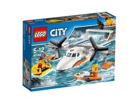 60164 LEGO® City Rettungsflugzeug*:   Steig ins Cockpit und flieg zu einem Rettungseinsatz auf offener See! Was is