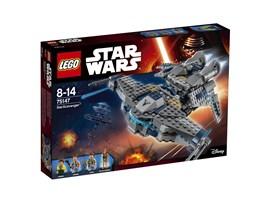 75147 LEGO® Star Wars™ Star Scavenger:   Die Geschwister Rowan, Kordi und Zander machen mit ihrem Raumschiff StarScav