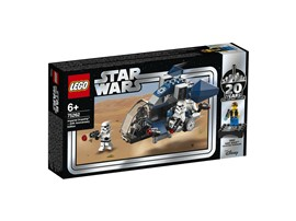 75262 - LEGO® Star Wars™ - Imperial Dropship™ – 20 Jahre LEGO Star Wars:   Feiere 20Jahre LEGO®StarWars™ Spielzeug mit diesem Imperial Dropship (752